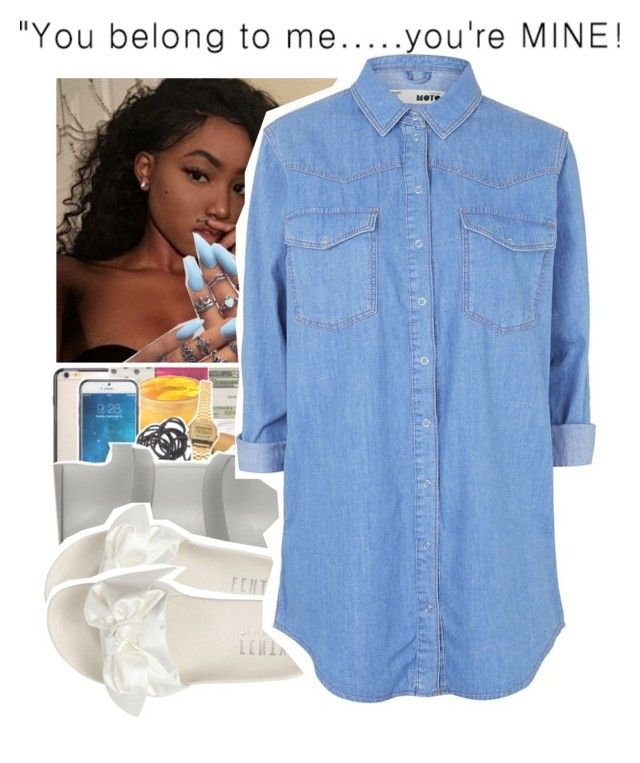 """6-26-2017 4:30 PM EST"" by kaydabae4life ❤ liked on Polyvore featuring Puma and Topshop"