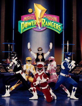 Go Go Power Rangers   RangerWiki   Fandom powered by Wikia