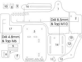CNCCookbook: Belt Grinder Ideas