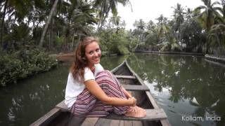AROUND THE WORLD IN 207 DAYS - A music travel video (Music: JUBA JUBA)