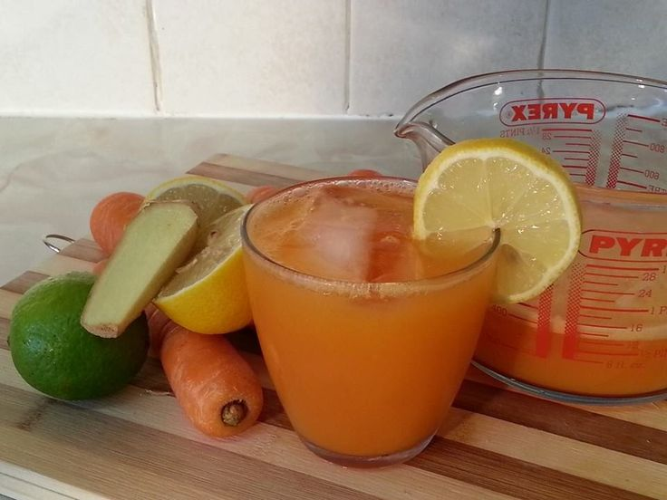 Jamaica independence day Carrot Juice With Lemon  Ginger /1962/52 Year/ ...