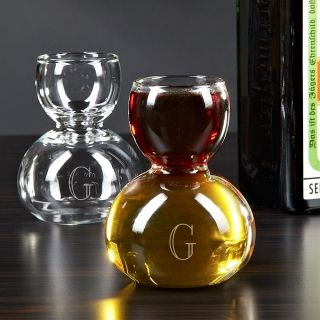 Jager Bomb Shot Glasses, Set of 2 (Personalized), from HomeWetBar.com for Vanessa Gerrard ;)