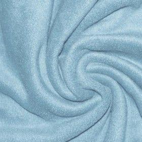 Polar Fleece Babyblau