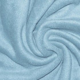 Polar Fleece Babyblau