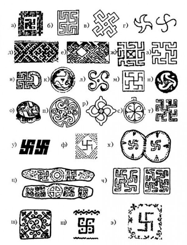 43 best images about Slavic Symbols on Pinterest   Ancient ...