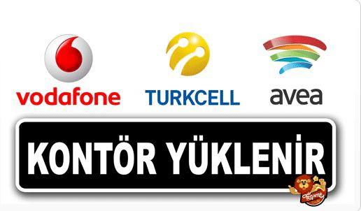 http://trgame.com/cell/ Vadafone ve Avea Mobil operatörleri için Kontör satışımız başlamıştır. Turkcell Nar, Turkcell konuşma paketleri, Sms paketleri, İnternet paketleri, 3g Cepten internet, Data Vınn, Avea Bal paketi. Vadafone; sms, internet, konuşma paketleri.