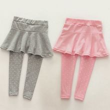 6Colors Toddler Cozy Pantskirt Girl Wool Culotte Kids Child Legging Trousers //Price: $US $3.52 & FREE Shipping //     #woman