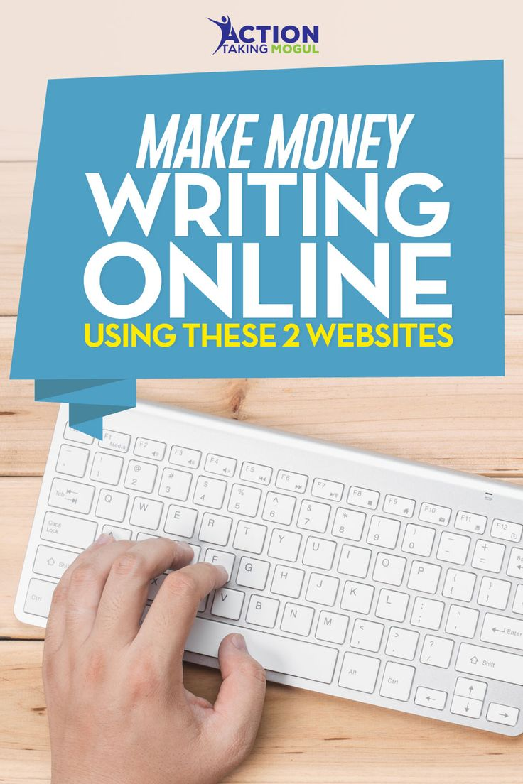 make money online by writing But did you know you can also make money by blogging on medium  if you  have ever wondered how you can make money by writing, i'm.