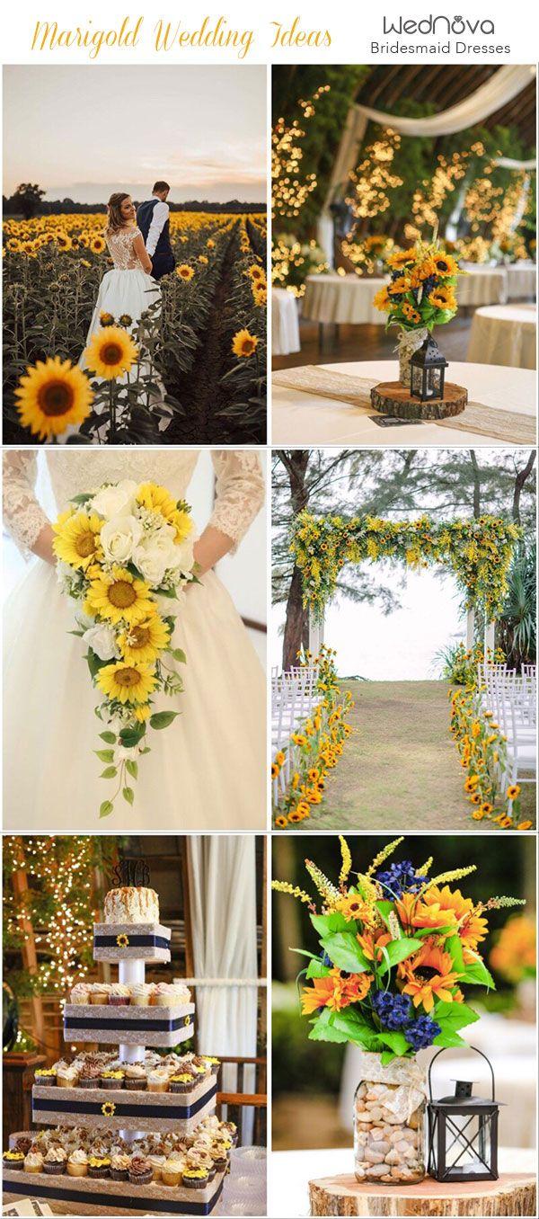 Summer Wedding Color 10 Yellow Wedding Ideas To Have Summer Wedding Colors Wedding Themes Summer Yellow Wedding Theme