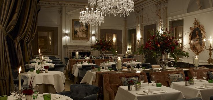 Andre Garrett at Cliveden House Restaurant | Luxury Country House Hotel in Berkshire, near London