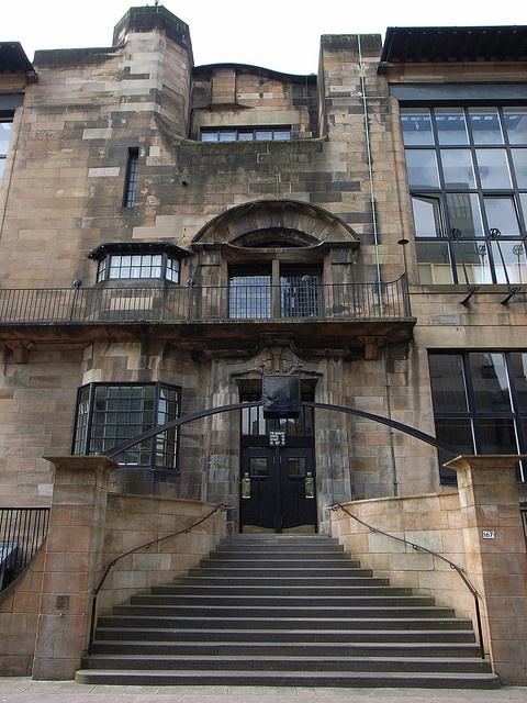 The Glasgow School of Art Designed by Charles Rennie Mackintosh