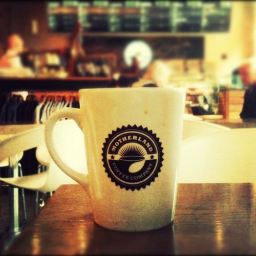 Motherland Coffee Company. #FairTrade #Africa