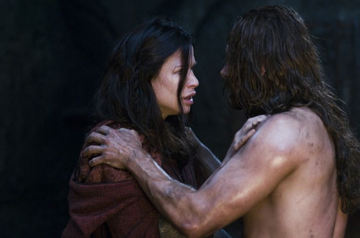 Sonja & Lucian | Underworld: Rise of the Lycans (2009)    #rhonamitra #michaelsheen #couples