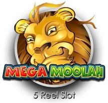 Mega Moolag 5 reel slot