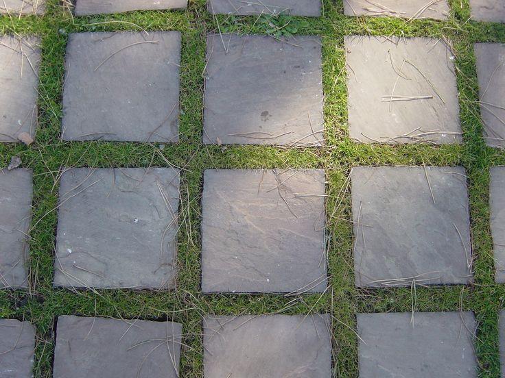 Le 25 migliori idee su esterno in pietra su pinterest - Pavimentazione giardino in pietra ...