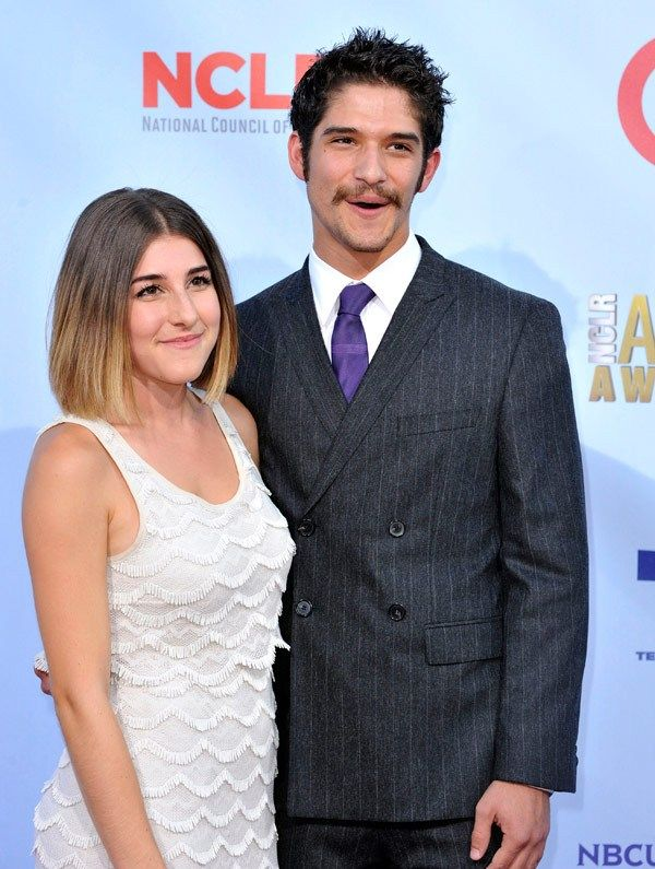 Tyler Posey and Seana gorlick his Future wife 4 real
