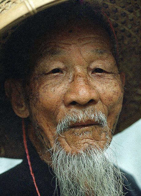 Old Chinese Man Done   3  Newer Older ED SIMPSON INTERNATIONAL PEOPLE © 1997 PHOTOSPIN
