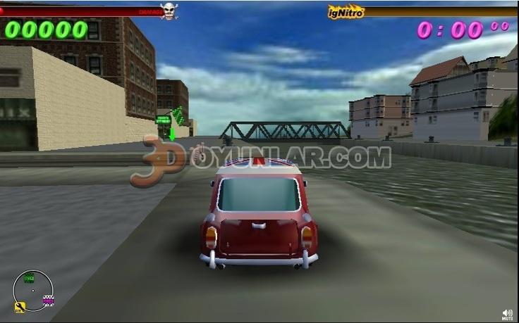 www.3doyunlar.com adresinde olan 3d mini Cooper oyunu tarihin en şirin arabalarının oyunudur. Dünya'nın en çok beğenilen 2. Arabası olarak tarihe geçmiş olan Mini Cooper heyecanına sizde sitemizden ortak olabilirsiniz.
