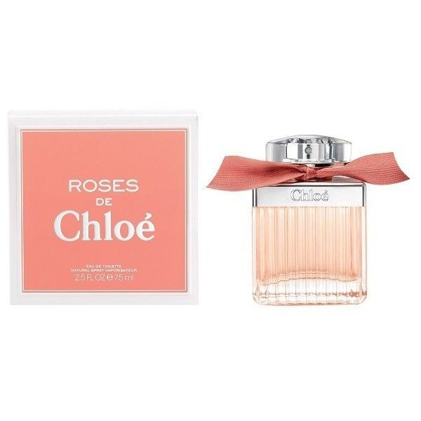 Chloe Roses de Chloe EDT Spray (550 SEK) ❤ liked on Polyvore featuring beauty products, fragrance, perfume, makeup, rose fragrance, rosebud perfume, edt perfume, eau de toilette perfume and spray perfume