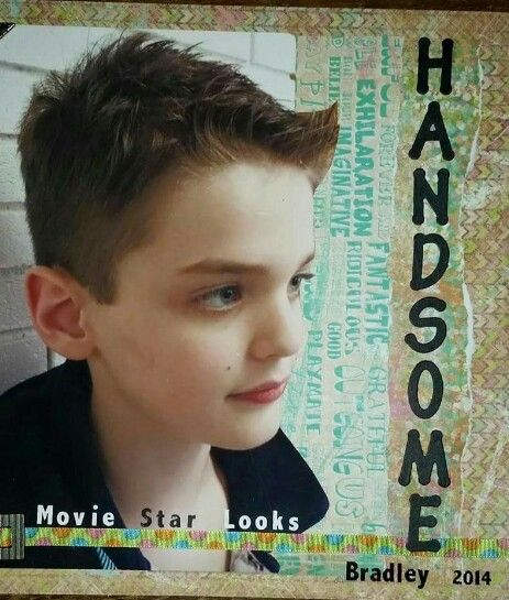 Handsome Movie Star Looks!!