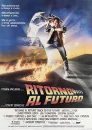 Ritorno al futuro - Film U.S.A del 1985 di Robert Zemeckis con Michael J. Fox, Christopher Lloyd