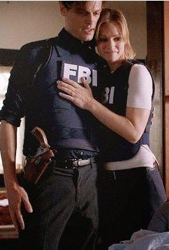 AJ Cook / Matthew Gray Gubler / Criminal Minds