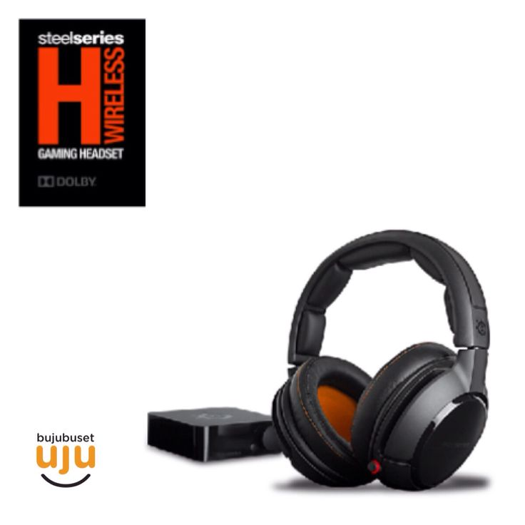 Steelseries - H Wireless  IDR 4.210.000