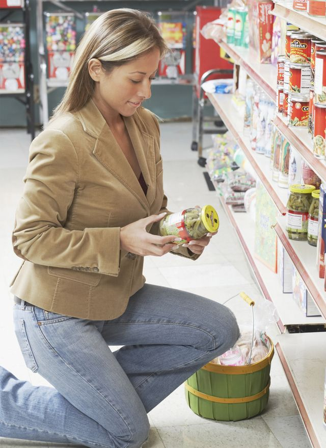 How Bending Helps You Save at the Grocery Store