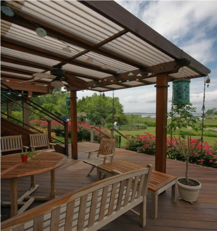 Metal Roof For Pergola Options Pergola With Roof Wooden