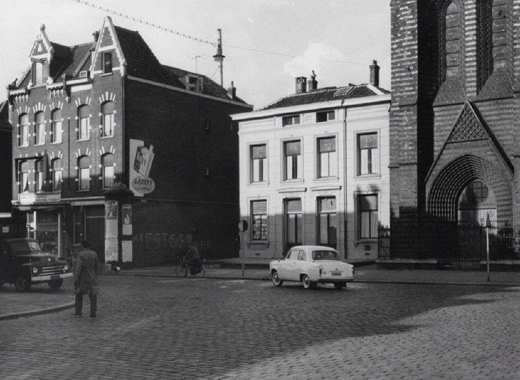 Goudserijweg Crooswijk ... MG