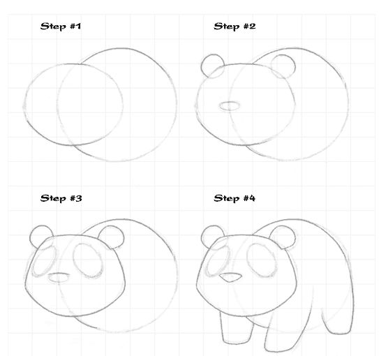 32 best Teaching kids how to draw animals. images on Pinterest ...