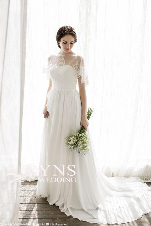 SR15935|ウェディングドレス LaVenie Collection|ウェディングドレスのYNS WEDDING
