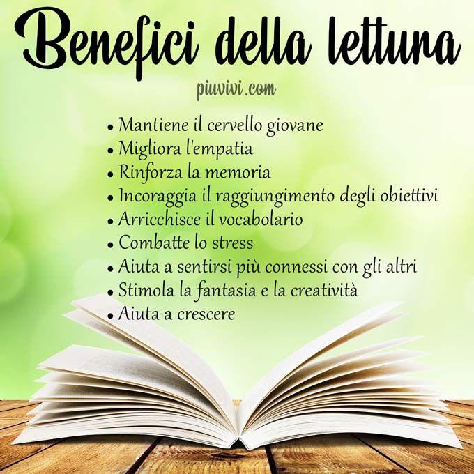 Benefici Della Lettura Citazioni Sulla Lettura Lettura Citazioni Di Libri
