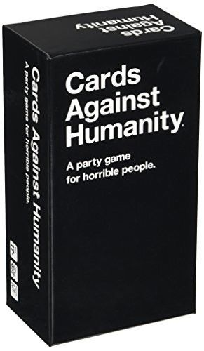 Cards Against Humanity Christmas 2019 Cards Against Humanity Hot New Party Game #CardsAgainstHumanityLLC