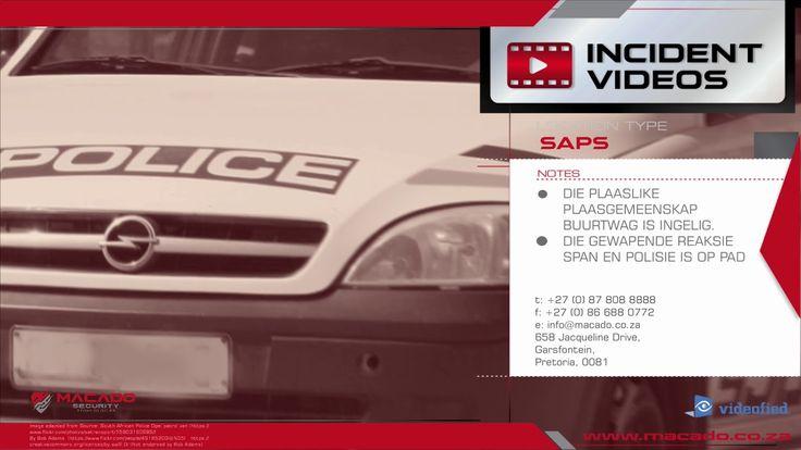 #11: FARM - Afrikaans Text - Siren & Voice Challenge - Macado Videofied ...