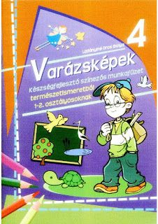 Marci fejlesztő és kreatív oldala: Varázsképek 4.