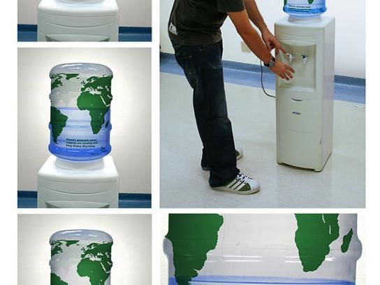 NRDC:  Water dispenser