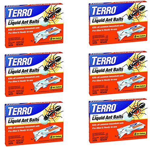 6Pack Terro Liquid Ant Killer Baits ** Read more  at the image link.