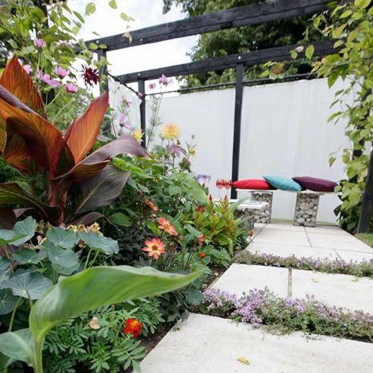 17 best images about jardines on pinterest gardens for Jardines modernos