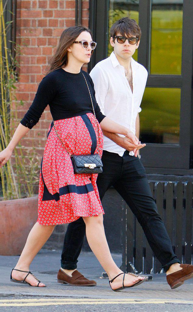 Keira Knightley & James Righton from La photo du moment