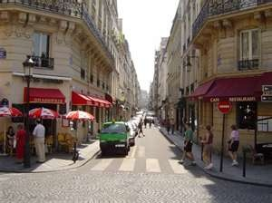 Paris streets travel photo from PARIS IN THE SUMMER travel blog by ...