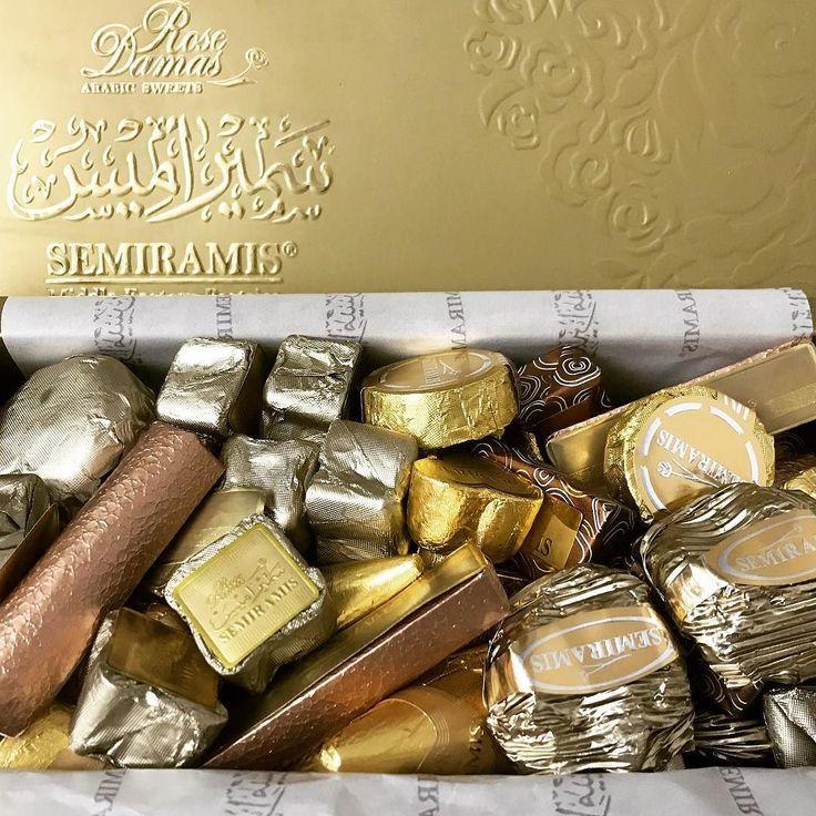 Eid gift from work.   #chocolate #semiramis #yummy