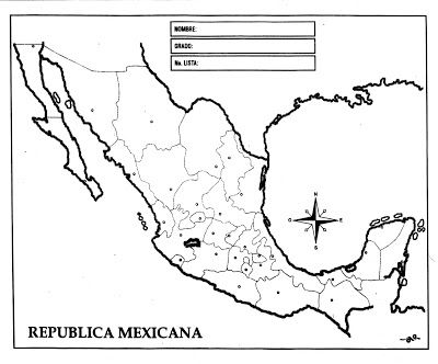 Ms de 25 ideas increbles sobre Republica mexicana con nombres en