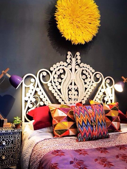 Rattan Kopfteil, Kopfteile, Kreatives Design, Für Die, Möbel, Decorating  Bedrooms, Ps, Furniture