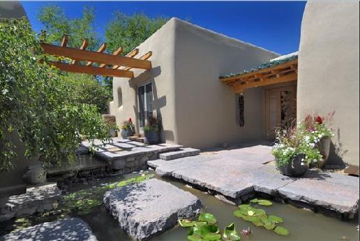 11 best images about arch style pueblo revival on for Pueblo style house plans