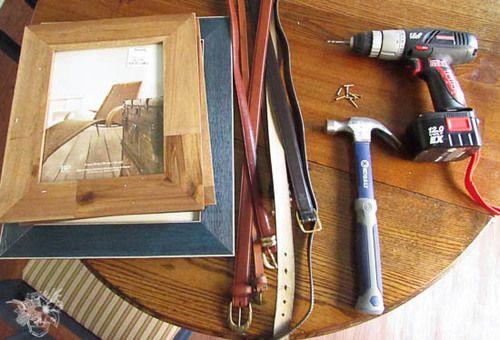 Romantic Industrial Frames Supplies