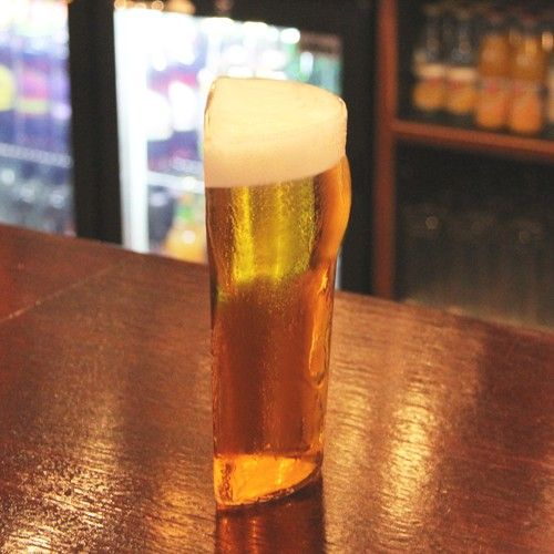 Half Pint Glass - Available from www.itsmagic.ie