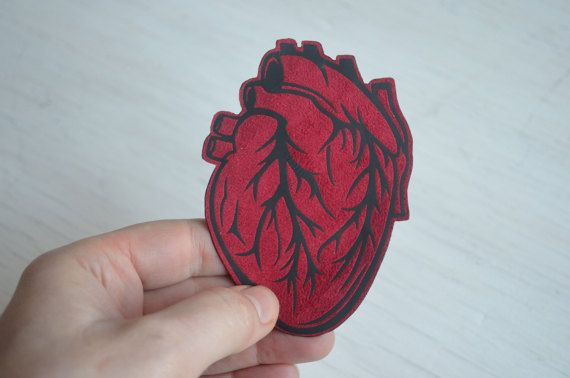 anatomical heart shirt iron on patches medical student gift for nurse shirts tumblr human heart t-shirt anatomy patch for jacket heart patch woman t-shirt ===== Patch can simply serve as a decorative ornament. Easy to attach to the garment using a hot iron. Can be glued to the t-shirts, shorts, dresses, blouses, jeans, jackets, pants, hats, bags. In General wherever the basis of fabric. Detailed instructions included in the carton along with the patch. size 1 = ...