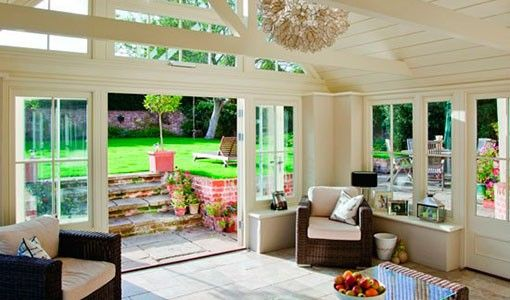 Country conservatory ideas - 10 of the best