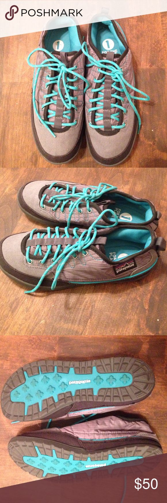 💥SALE💥Patagonia Shoes Nicole Patagonia Performance Footwear. This shoes are in great condition! Barely worn. Size 9, but fits a snug. I would compare it more to an 8.5. Ships from a pet and smoke free home. Patagonia Shoes Sneakers